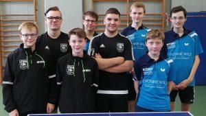 DJK Jungen 18 vs. TV Borken